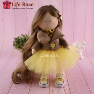 Авторская кукла Солнышко