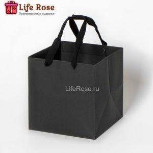 Подарочный пакет Черный