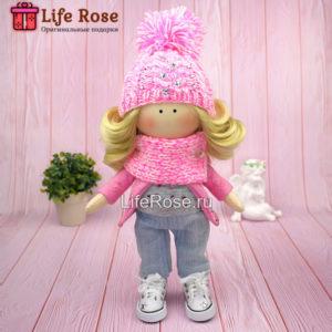 Авторская кукла Снежа