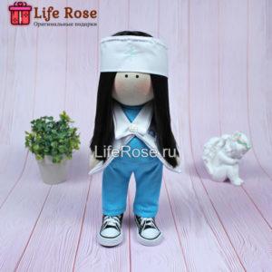 Авторская кукла Доктор