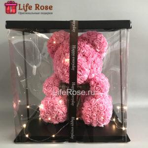 Подсветка для Мишки из Роз
