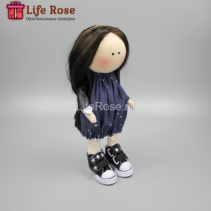 Кукла ручной работы Настенька