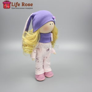 Кукла ручной работы Эльза
