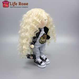 Заказать куклу ручной работы Мишель – куклы ручной работы на заказ