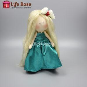Кукла ручной работы Анджелина – НА ЗАКАЗ