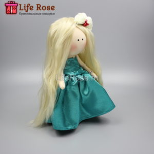Кукла ручной работы Анджелина