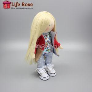 Кукла ручной работы Анфиса – НА ЗАКАЗ