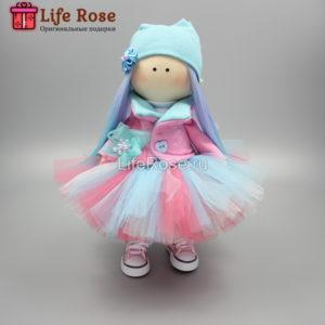 Кукла ручной работы Алиса – НА ЗАКАЗ