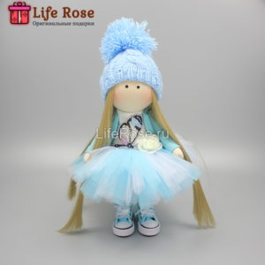 Кукла ручной работы Софья – НА ЗАКАЗ