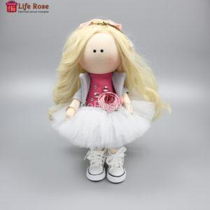 Кукла ручной работы Элина – НА ЗАКАЗ
