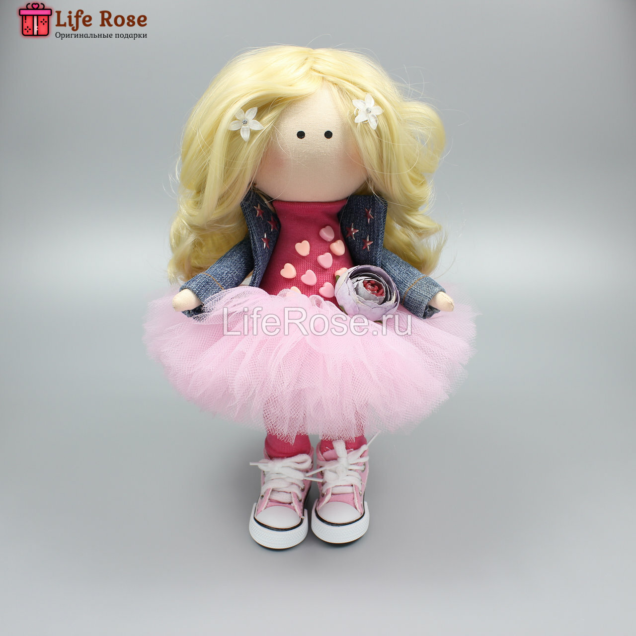 Заказать куклу ручной работы Руфина - НА ЗАКАЗ
