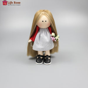Заказать куклу ручной работы Юнона – НА ЗАКАЗ