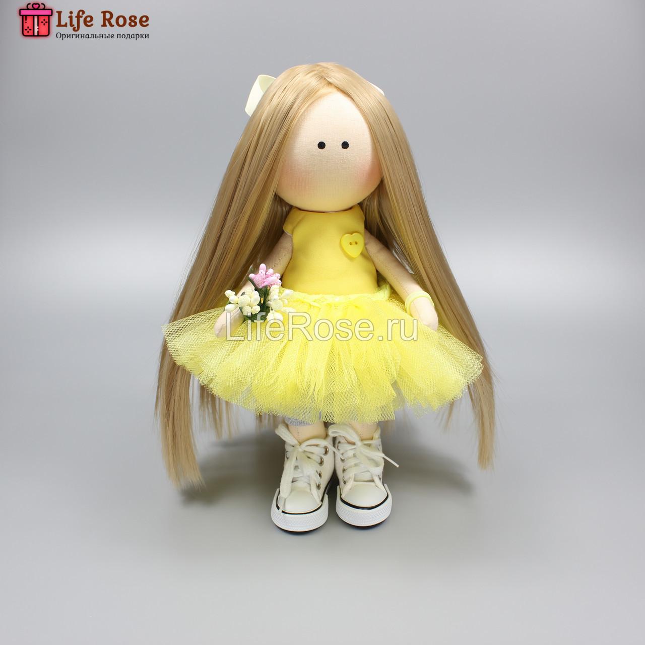 Заказать куклу ручной работы с доп. одеждой  - НА ЗАКАЗ