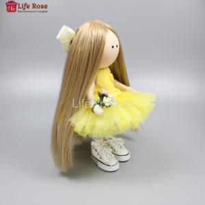 Заказать куклу ручной работы с доп. одеждой