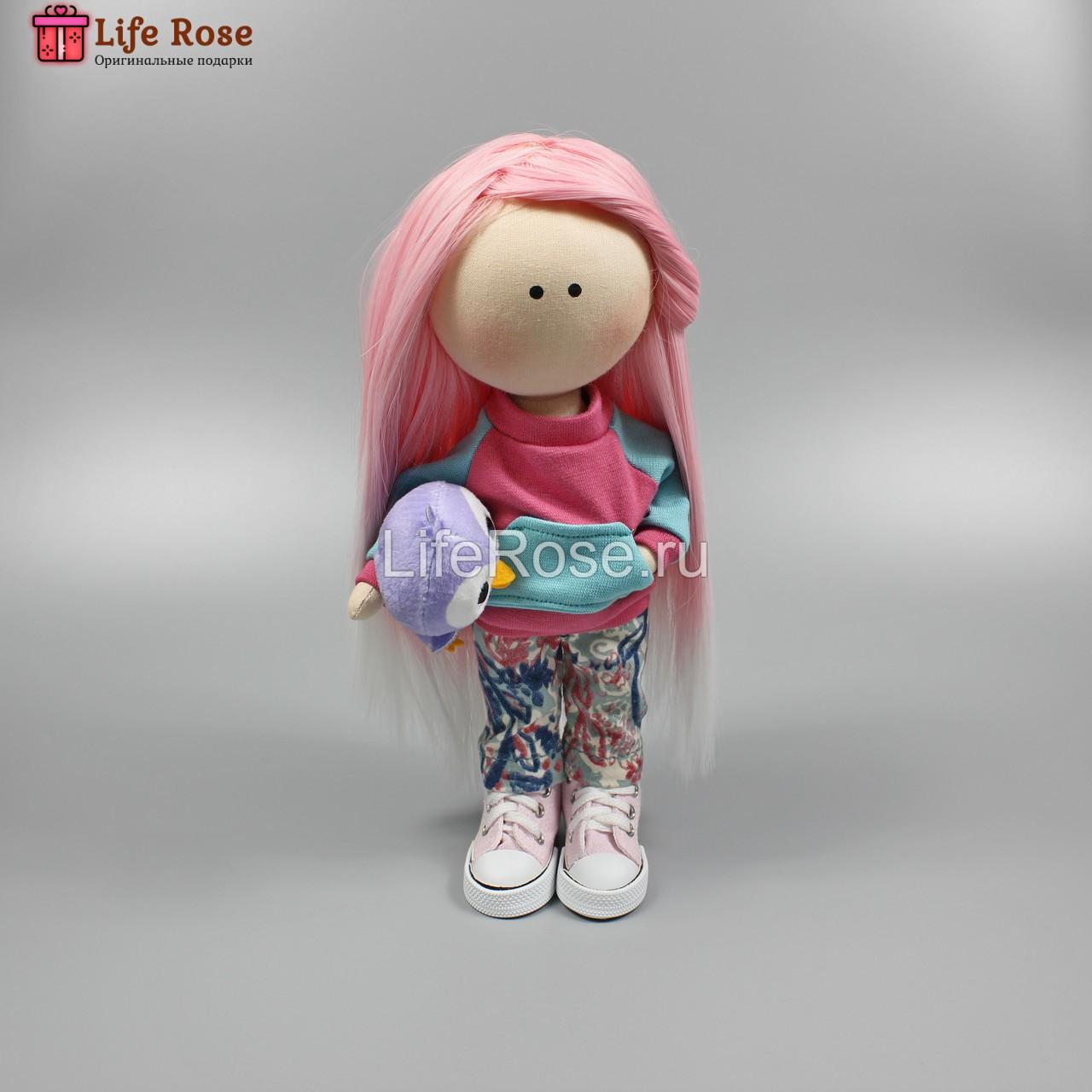 Кукла ручной работы Эмма