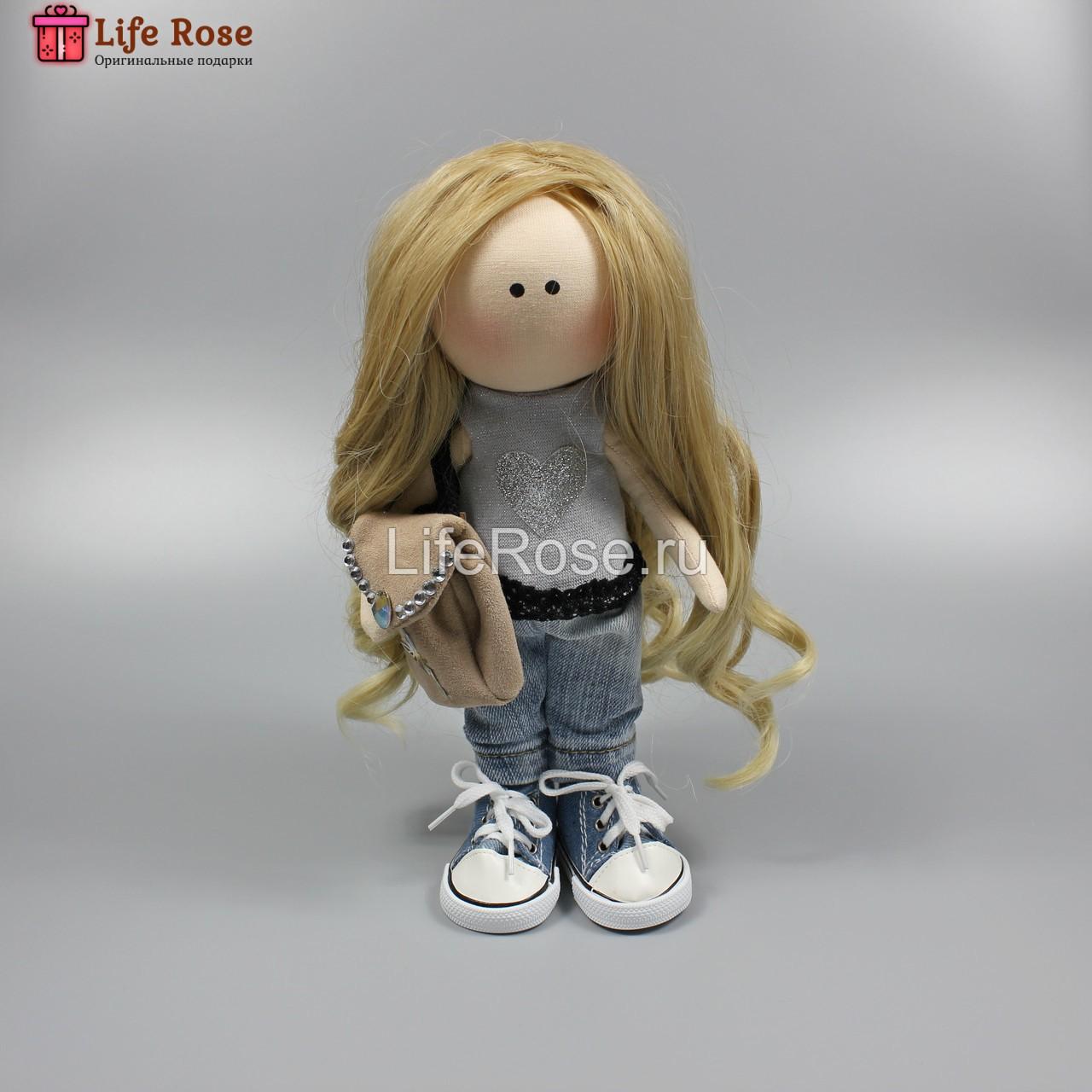 Кукла ручной работы Роза