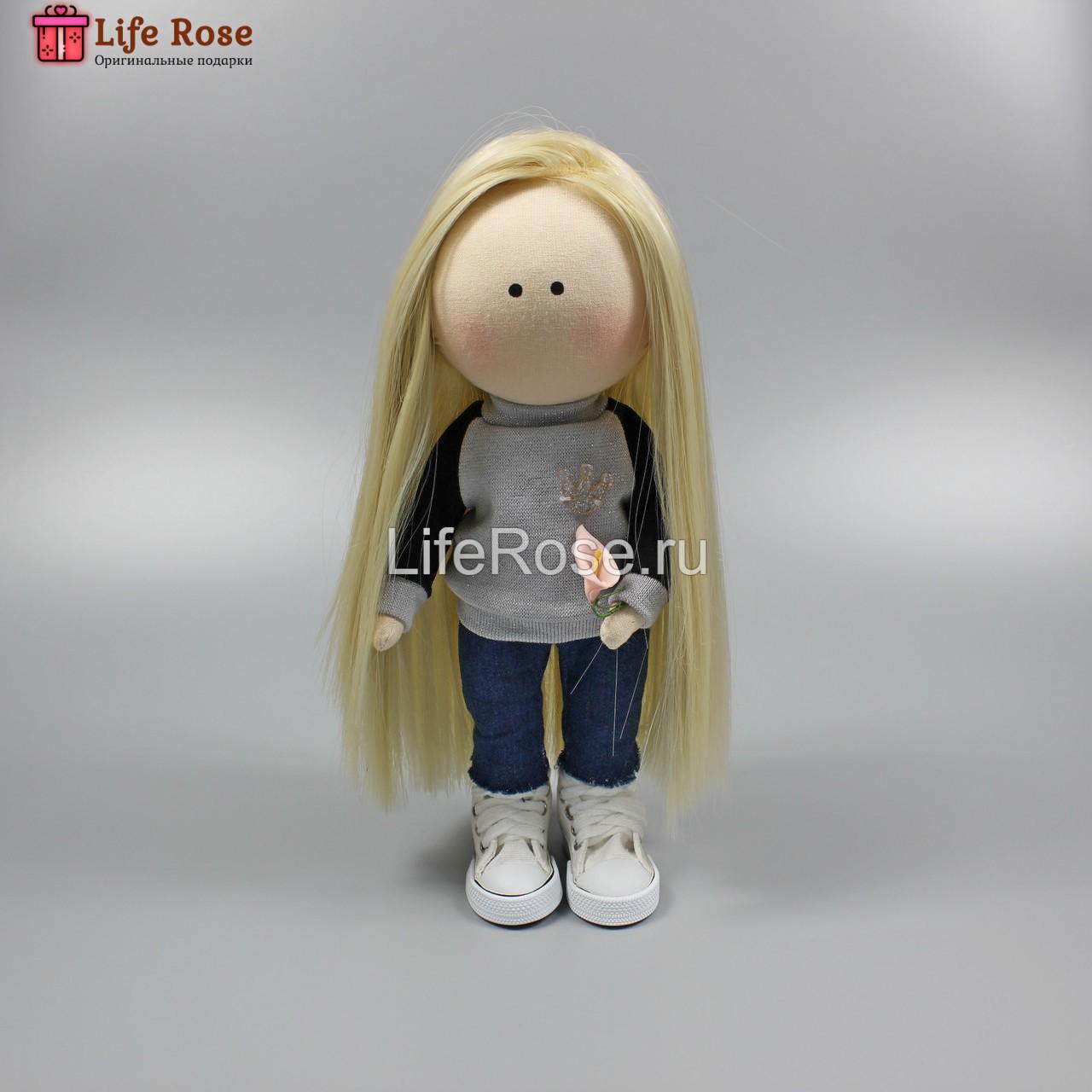 Кукла ручной работы Олеся