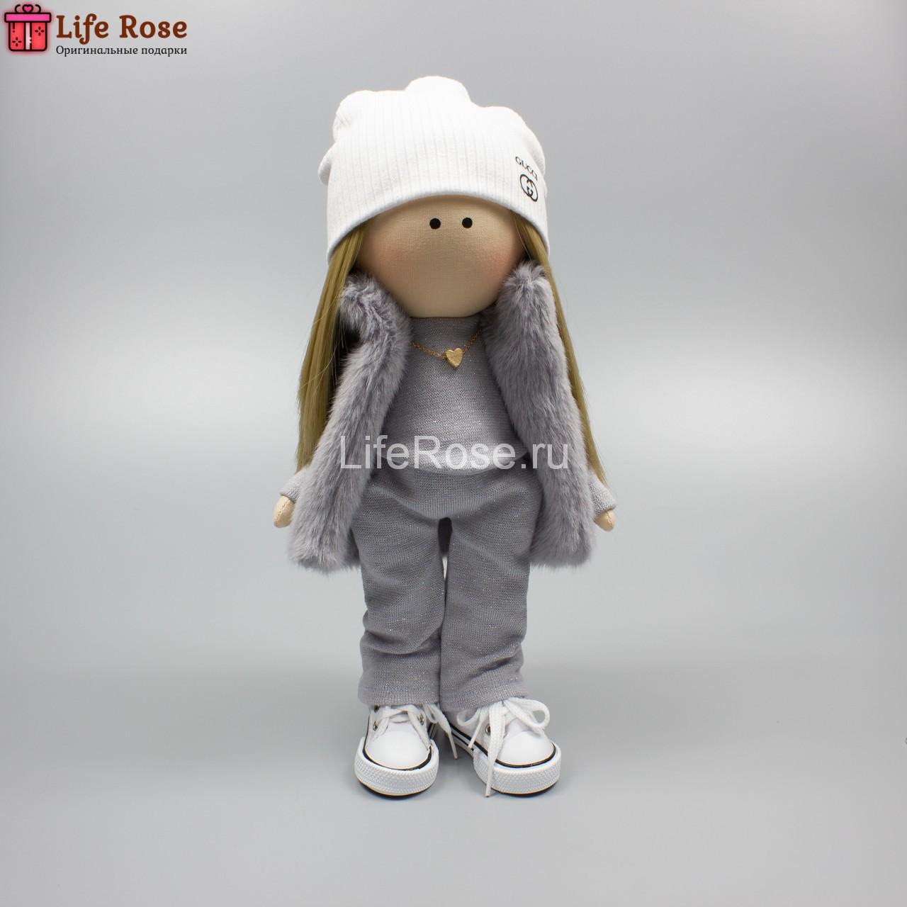 Кукла ручной работы Муза
