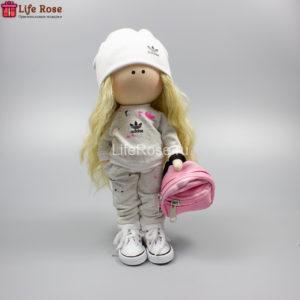 Кукла ручной работы Кира