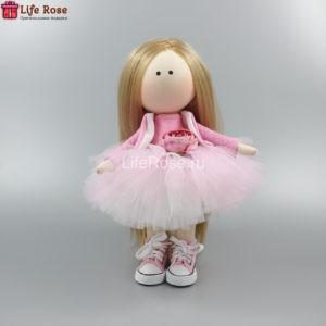 Кукла ручной работы Раиса – НА ЗАКАЗ