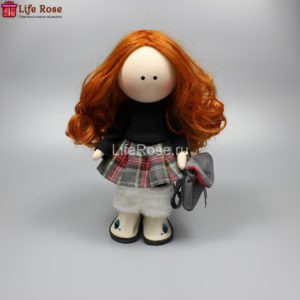 Кукла на Заказ по фото ручной работы